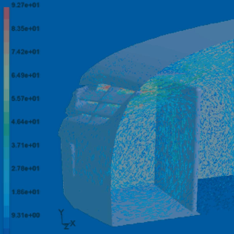 SM3 CFD Analysis